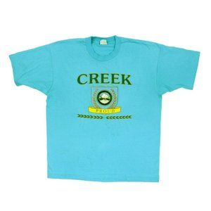 Vintage 90s Muscoggee Nation Creek Proud T Shirt